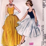 1950s - Full Skirted Dresses1