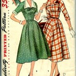 1950s - Full Skirted Dresses3