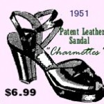 1951-patent-leather-sandal