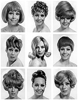 Womens 1950s Hairstyles
